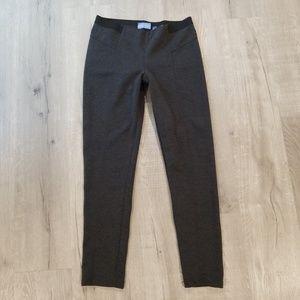 simply vera vera wang petite Large gray leggings